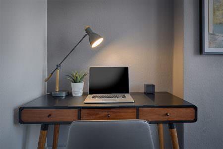 Professional workspace