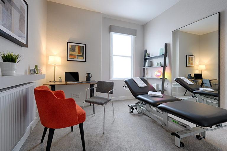 Treatment room ro rent in London, Islington