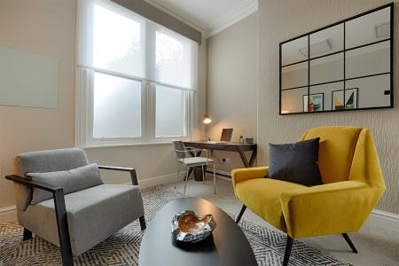 Contemporary space to rent for counselling
