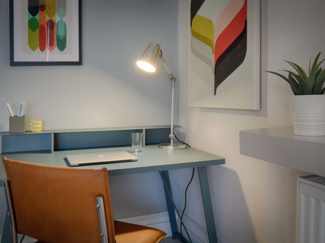 Office space in all of our therapy rooms