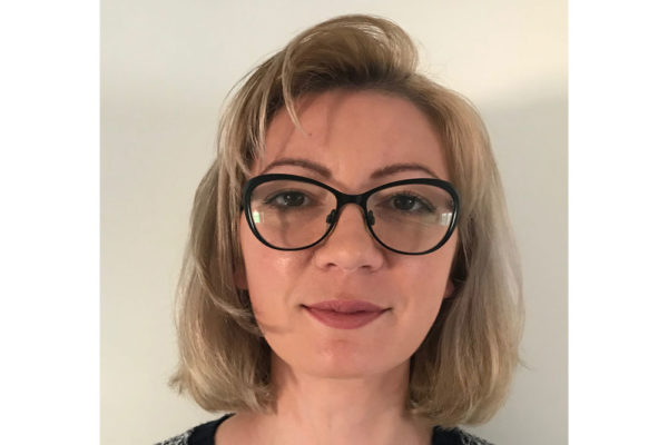Gianina Ardeleanu - Child, Young People and Adult Counsellor