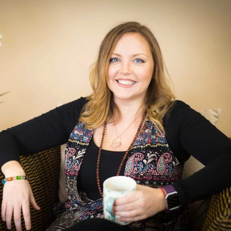 Emma Cartwright, Life Transformation Coach and Grief Mentor
