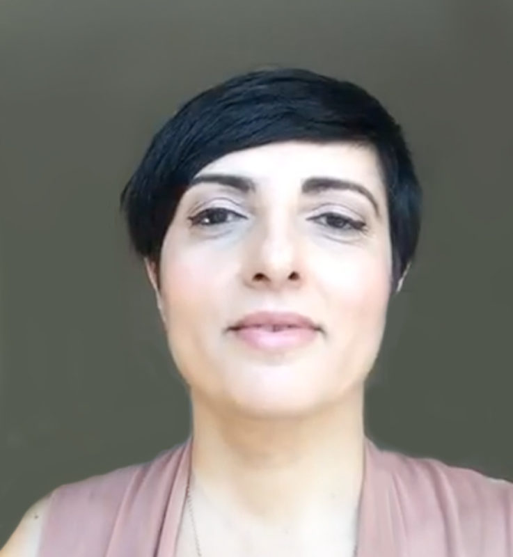 Claudia Melli, Intimacy Coach, Psychotherapist, Orgasmic Meditation master trainer